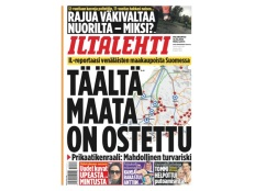 IL: Strateginen maanhankinta 13.10.2014