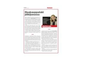 IL: Strateginen maanhankinta 23.10.2014