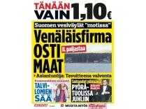 Strateginen maanhankinta 19.1.2015