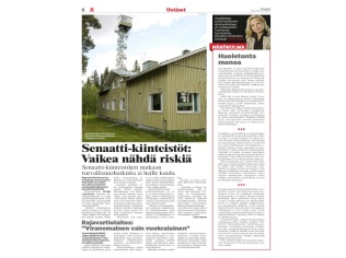 IL: Strateginen maanhankinta