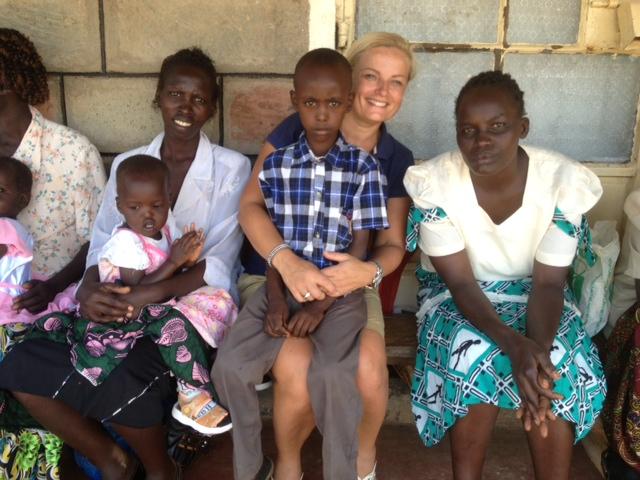 Kenia - naiset ja minä