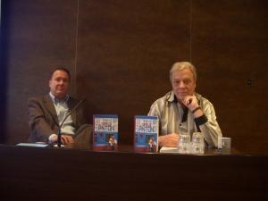 Simo Pietiläinen ja Paavo Salonen, 2012