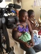 Kenia - hiv-äiti