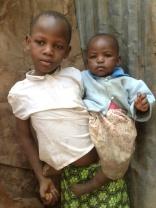 Kenia -slummien tytöt3