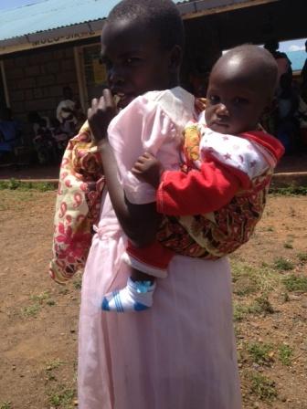 Kenia - tytöt