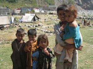Pakistan lapset