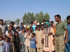 Pakistan - pakolaisleiri